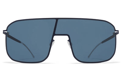MYKITA - Studio 12.2 Sunglasses Dark Royal with Midnight Blue Lenses