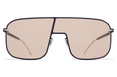 MYKITA - Studio 12.2 Sunglasses Mulberry with Nude Solid Lenses
