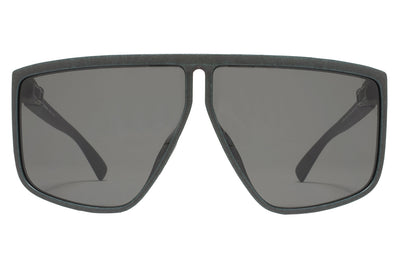 MYKITA + Tim Coppens - Tequilita MD8 - Storm Grey with Dark Grey Shield