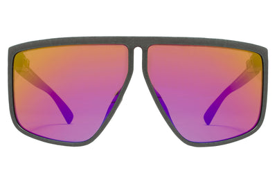 MYKITA + Tim Coppens - Tequilita MD8 - Storm Grey with Rainbow Shield
