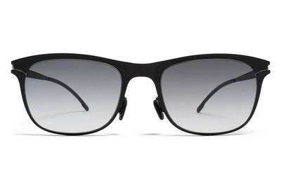 MYKITA First Sunglasses - Jaguar Black with Black Gradient Lenses