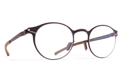 MYKITA Eyewear - Isaac Dark Brown