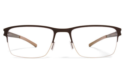 MYKITA Eyewear - Ted Gold/Dark Brown