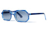 Bob Sdrunk Sunglasses - Odeon Blue
