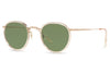 Oliver Peoples - MP-2 (OV1104S) Sunglasses Buff-Gold with Green Lenses