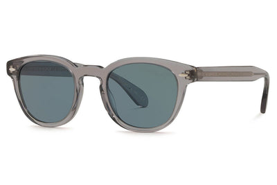 Oliver Peoples - Sheldrake (OV5036S) Sunglasses Workman Grey with Indigo Photochromic Lenses