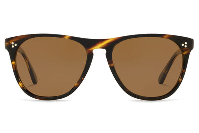Oliver Peoples - Daddy B (OV5091SM) Sunglasses Cocobolo with Brown Polar Lenses