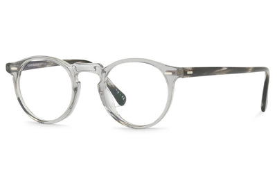 Oliver Peoples - Gregory Peck (OV5186) Eyeglasses Workman Grey-Ebonywood