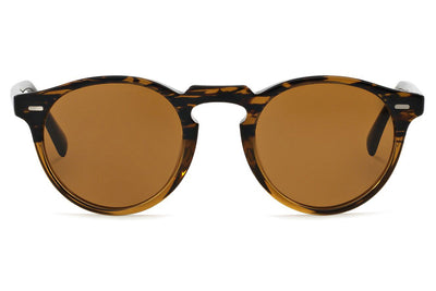 Oliver Peoples - Gregory Peck (OV5217S) Sunglasses Tortoise with Brown Lenses