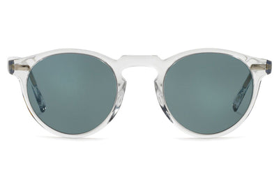 Oliver Peoples - Gregory Peck (OV5217S) Sunglasses Crystal with Indigo Photochromic Lenses