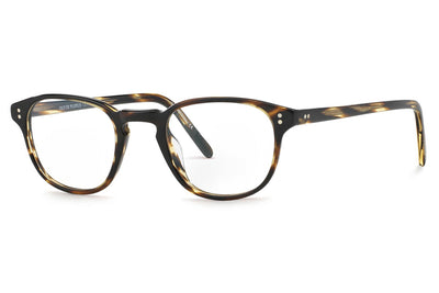 Oliver Peoples - Fairmont - Tailored Fit (OV5219F) Eyeglasses Cocobolo