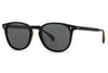 Oliver Peoples - Finley Esq. (OV5298SU) Sunglasses Semi-Matte Black-Moss Tortoise with Graphite Polar VFX Lenses