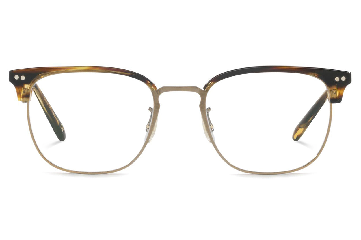 Oliver Peoples - Willman (OV5359) Eyeglasses Cocobolo-Antique Gold