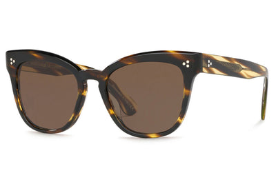 Oliver Peoples - Marianela (OV5372SU) Sunglasses Cocobolo with Brown Lenses
