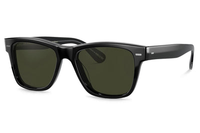 Oliver Peoples - Oliver (OV5393SU) Sunglasses Black with G-15 Polar Lenses