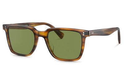 Oliver Peoples - Lachman (OV5419SU) Sunglasses Raintree with Green C Lenses