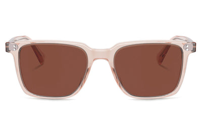 Oliver Peoples - Lachman (OV5419SU) Sunglasses Light Silk with Rosewood Lenses
