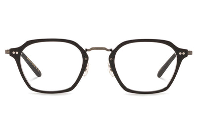 Oliver Peoples - Hilden (OV5422D) Eyeglasses Black-Antique Pewter