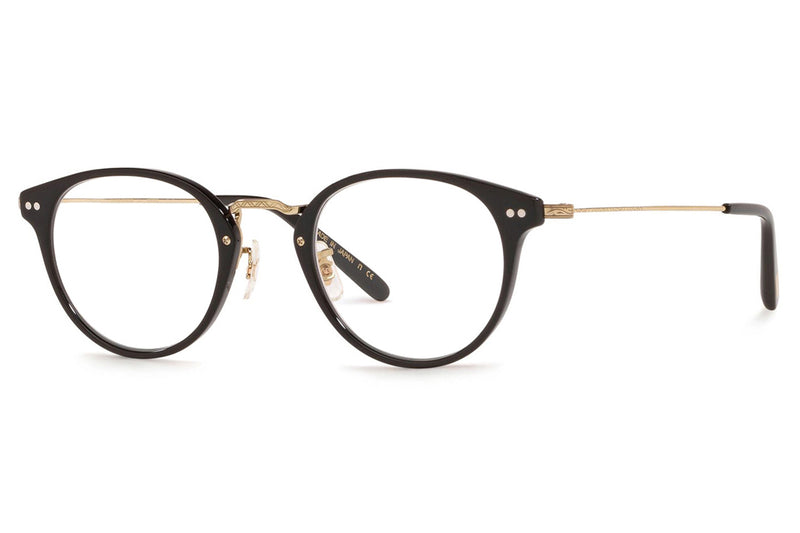 Oliver Peoples - Codee (OV5423D) Eyeglasses Black-Antique Gold
