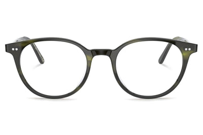 Oliver Peoples - Mikett (OV5429U) Eyeglasses Emerald Bark
