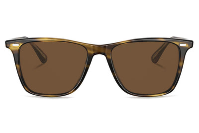 Oliver Peoples - Ollis (OV5437SU) Sunglasses Cocobolo with True Brown Polar Lenses