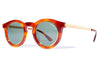 Bob Sdrunk Sunglasses - Oswald Honey Tortoise