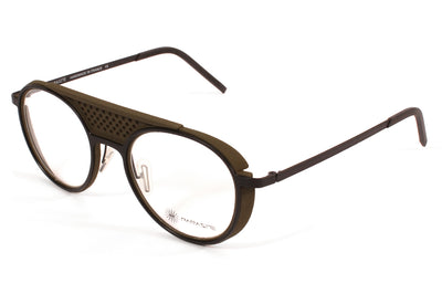 Parasite Eyewear - Exos 2 Eyeglasses Black-Brown (C17A)