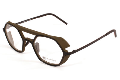 Parasite Eyewear - Exos 4 Eyeglasses Black-Brown (C17)