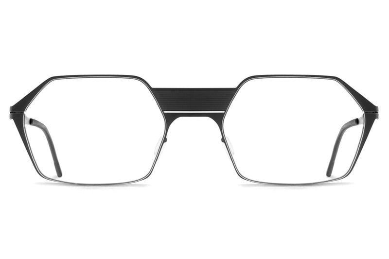 Lool Eyewear - Pectrum Eyeglasses Matte Black