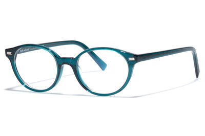 Bob Sdrunk - Poldo Eyeglasses Transparent Green