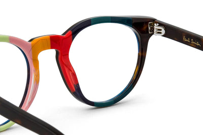 Paul Smith - Archer Eyeglasses Tortoise/Jade/Artist Stripe