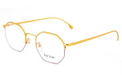 Paul Smith - Brompton Eyeglasses Matte Gold/Red