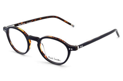 Paul Smith - Cannon Eyeglasses Solid Navy on Honey