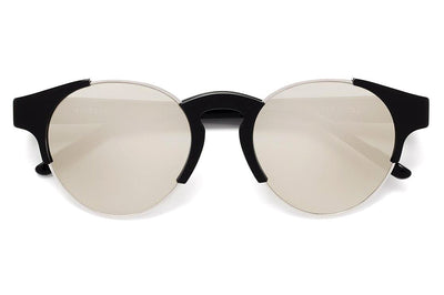 Retro Super Future® - Arca Sunglasses Black Ivory