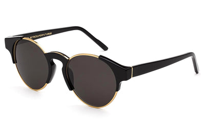 Retro Super Future® - Arca Sunglasses Black