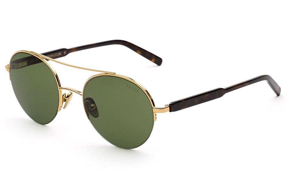 Retro Super Future® - Cooper Sunglasses 3627 Green