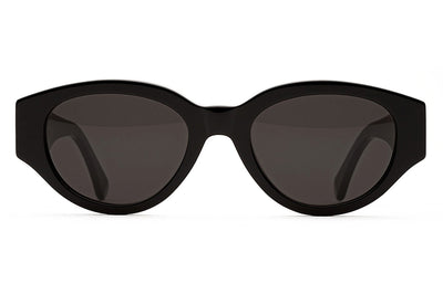 Retro Super Future® - Drew Mama Sunglasses Black