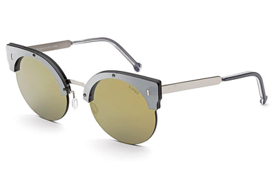 Retro Super Future® - Era Sunglasses Gold