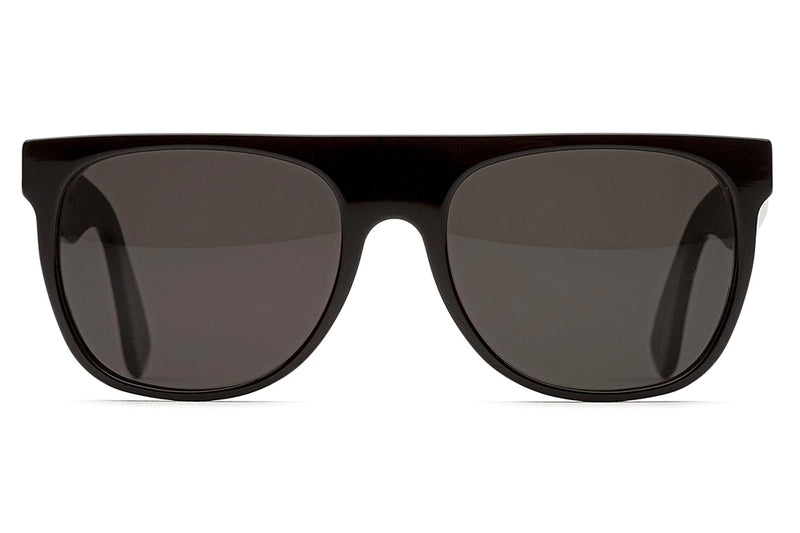 Retro Super Future® - Flat Top Sunglasses Black