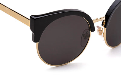 Retro Super Future® - Ilaria Sunglasses Black