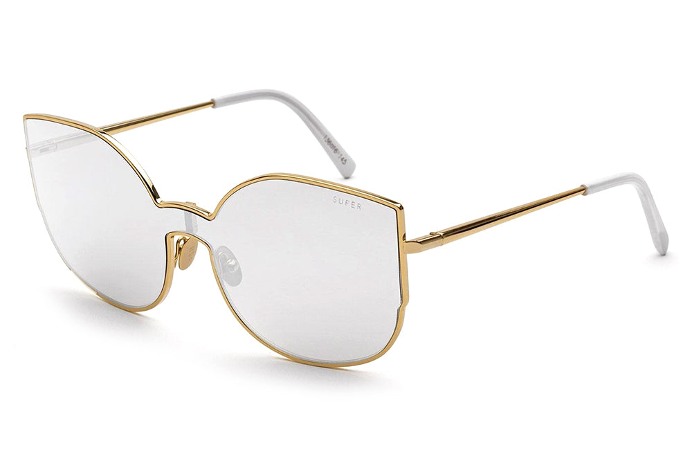 Retro Super Future® - Lenz Lucia Sunglasses Silver