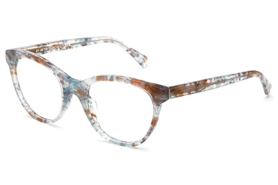 SUPER® by Retro Super Future - Numero 26 Eyeglasses Onice Azzurro
