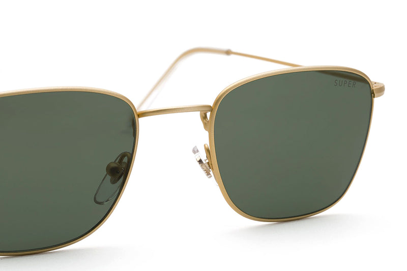 Retro Super Future® - Stand Sunglasses Green