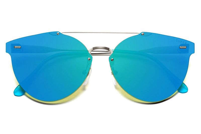 Retro Super Future® - Giaguaro Tuttolente Sunglasses Azure