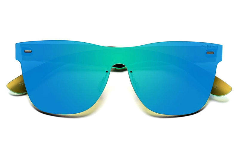 Retro Super Future® - Classic Tuttolente Sunglasses Azure