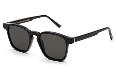 Retro Super Future® - Unico Sunglasses Black