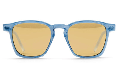 Retro Super Future® - Unico Sunglasses Crystal Azure