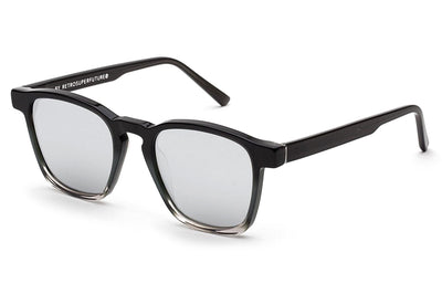 Retro Super Future® - Unico Sunglasses Monochrome Fade