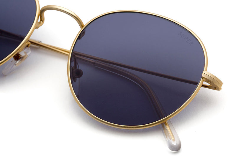 Retro Super Future® - Wire Sunglasses Midnight Blue