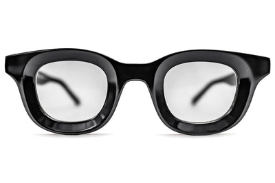 RHUDE x Thierry Lasry - Rhodeo Sunglasses Black with Light Grey Lenses (101)